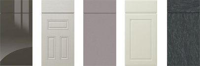 Doors from Grey Kitchen Doors