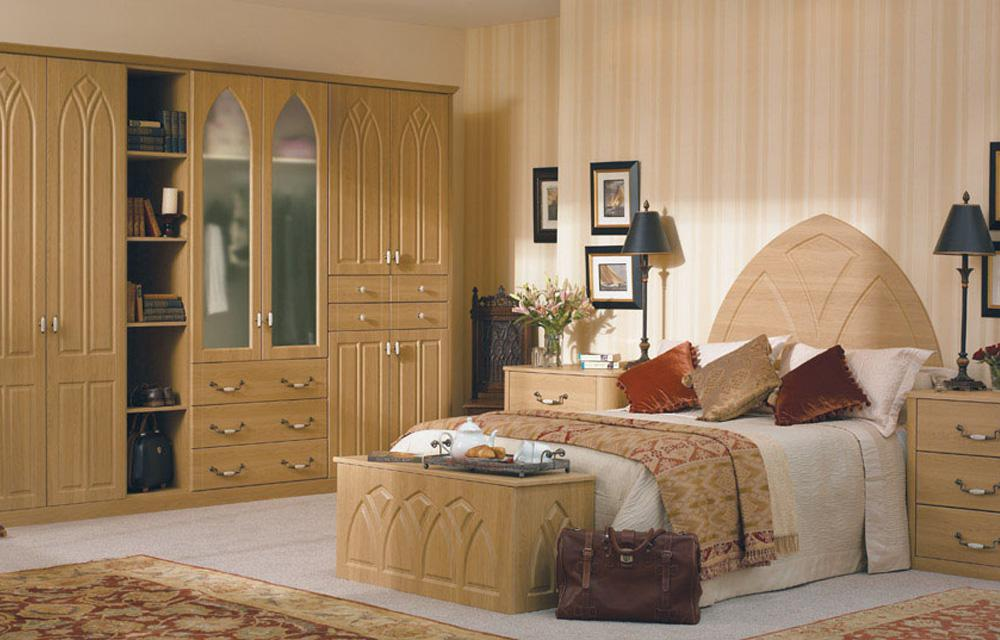 Bella Gothic Bedroom