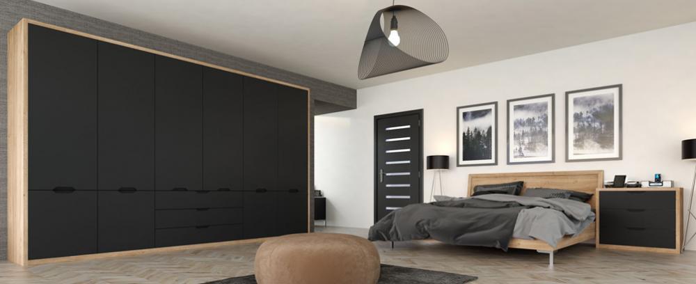Grey Bedroom Doors
