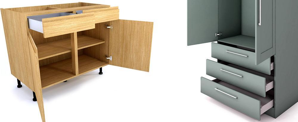 Kitchen & Bedroom Units
