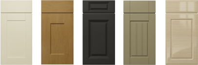 Doors from Shaker Kitchen Doors