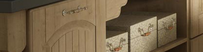 Woodgrain Kitchen Doors