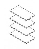 300 Shelf Pack - ClicBox