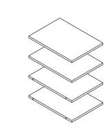 400 Shelf Pack - ClicBox