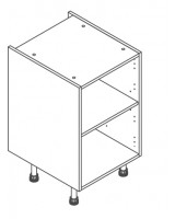 500 Base Unit Door/Drawer Line - ClicBox
