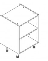 600 Base Unit Door/Drawer Line - ClicBox