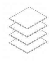 600 Shelf Pack - ClicBox