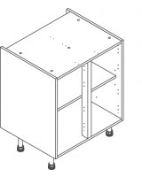 700 Base Unit Door/Drawer Line - ClicBox