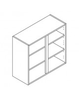 800 Wall Unit 720 High - ClicBox