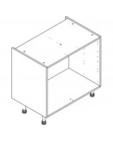 900 Full Drawer Base Unit - ClicBox