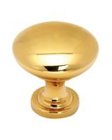 Brass Knob - 30mm