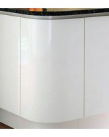 Unique 300mm Curved Door - 715mm
