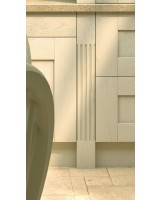 Ludlow Fluted Pilaster