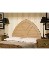 Bella Gothic Headboard 4.6 ft