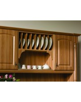 Bella Plate Rack Rail