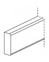 Ellerton flush handleless rail - MID profile