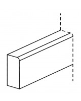 Ellerton flush handleless rail - TOP profile