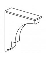 Hunton Classic Shelf Corbel