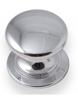 Windsor Knob - Chrome