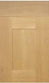 Broadoak Natural Oak Kitchen Doors