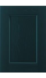 Mornington Beaded Hartforth Blue Kitchen Door