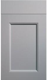 Mornington Beaded Partridge Grey Kitchen Doors