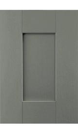 Milbourne DustGrey Kitchen Door