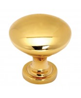 Brass Knob - 30mm