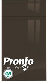 pronto Jayline Supergloss Graphite Door kitchen door