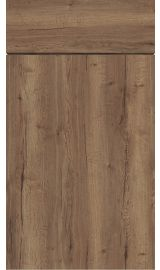 gravity gladstone tobacco oak kitchen door b kitchen door
