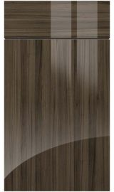 gravity ultragloss jacaranda kitchen door