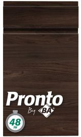 pronto malton lava elm pronto door kitchen door