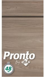 pronto malton stone elm pronto door kitchen door