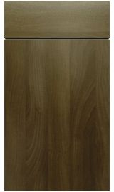 bella venice natural walnut kitchen door