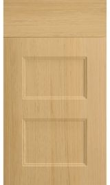 bella aldridge lissa oak kitchen door
