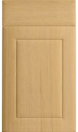 bella ashford lissa oak kitchen door