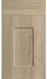 bella cambridge halifax natural oak kitchen door