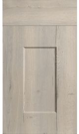 bella cambridge halifax white oak kitchen door