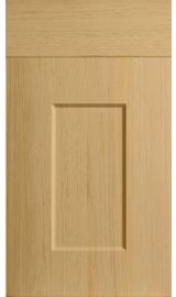 bella cambridge lissa oak kitchen door