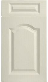bella canterbury oakgrain mussel kitchen door