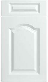 bella canterbury super white ash kitchen door