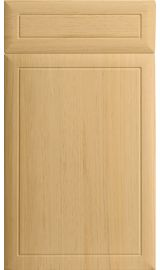 bella euroline lissa oak kitchen door