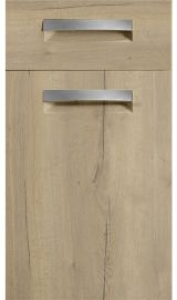 bella lazio halifax natural oak kitchen door