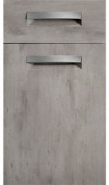 bella lazio london concrete kitchen door