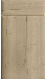 bella lincoln halifax natural oak kitchen door