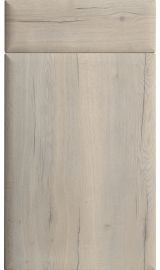 bella lincoln halifax white oak kitchen door