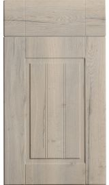 bella newport halifax white oak kitchen door