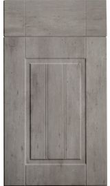 bella newport london concrete kitchen door