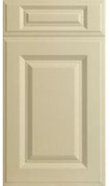 bella palermo high gloss cream kitchen door