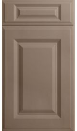 bella palermo matt stone grey kitchen door